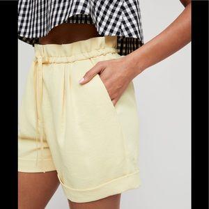 NWT! Aritzia Lucienne shorts